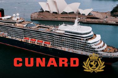 Cunard at Circular Quay