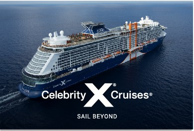 Celebrity Cruises at Sea