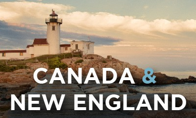 Canada and New England Cruises