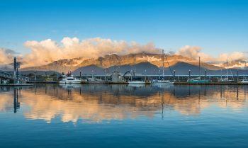 Seward, Alaska Shoreline