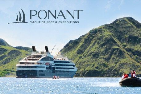 Ponant Cruises Australia and South Pacific